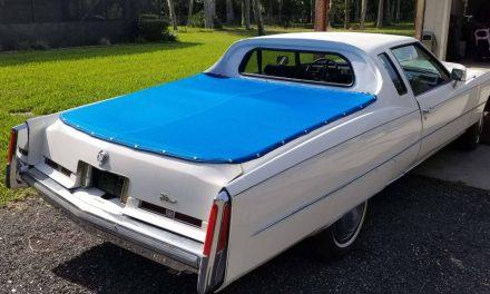 CadiUte: 1974 Cadillac Eldorado Pickup Conversion – $10,495