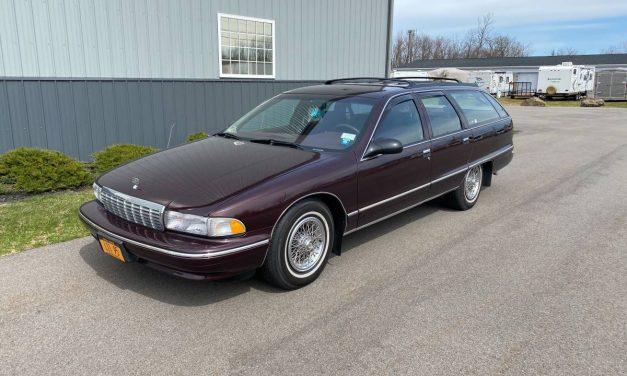 Classifind Cut: 1995 Chevrolet Caprice Wagon – $9,500