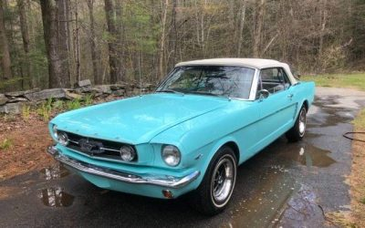 Classifind Cut: 1965 Ford Mustang Convertible – $34,000