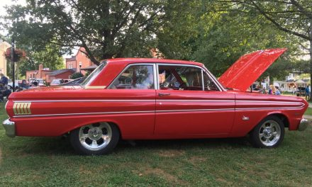 Scary Sleeper: 1964 Ford Falcon 460 Street Machine – Sold?