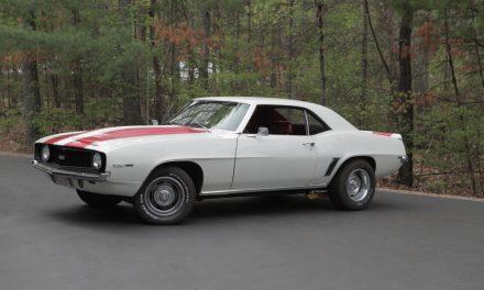 1969 Chevrolet Camaro SS 396 Street Machine – Make an Offer
