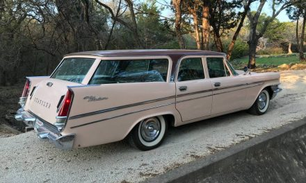 California Car: 1957 Chrysler Windsor Town & Country Station Wagon – $25,000