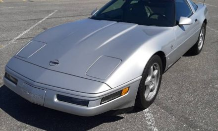 Shore Car: 1996 Chevrolet Corvette Collector's Edition – SOLD!