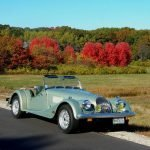 Eight Before Four: 1984 Morgan Plus 8 – $48,000