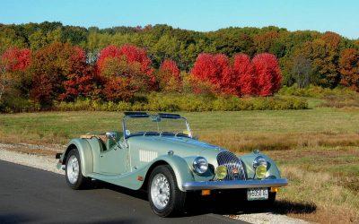 Eight Before Four: 1984 Morgan Plus 8 – $48,000