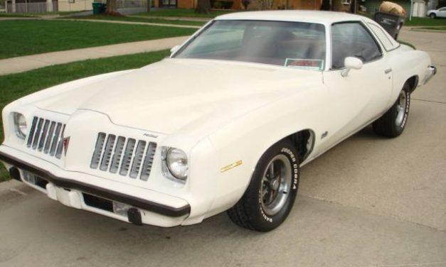 Best Beak: 1974 Pontiac Grand Am – NOW $19,500