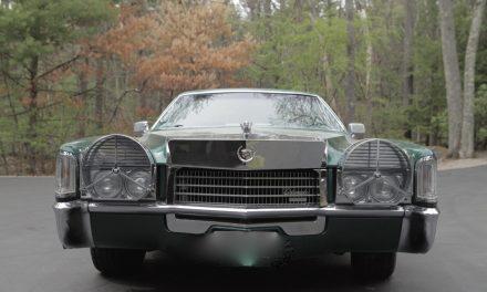 George Barris Custom: 1970 Cadillac Eldorado del Cavallero