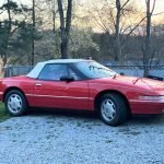 Meticulously Maintained: 1991 Buick Reatta Convertible – $15,000
