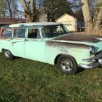 Which Wheels: 1955 Dodge Coronet Sierra Wagon – $13,000