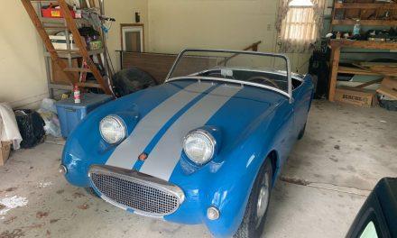 Driver Desired: 1960 Austin Healey Bugeye Sprite – $13,500