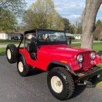Rusted In Place: 1976 Jeep CJ5 3K Survivor – $14,000