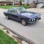 Weber Wellness: 1971 BMW E9 2800CS – $28,900