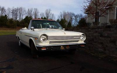 Classifind Cut: 1964 AMC Rambler American Convertible – $7,500