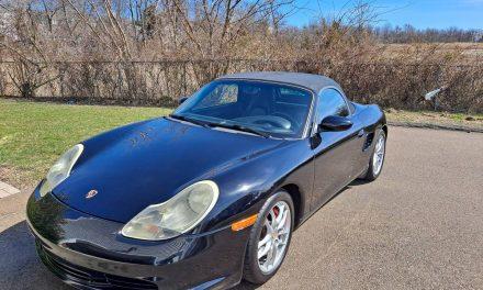 Immaculate Deception: 2004 Porsche Boxster S – $18,500