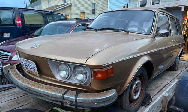 Classifind Cut: 1973 Volkswagen Type 412 Wagon – $3,000 FIRM