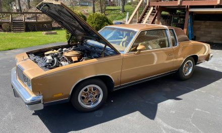 Classifind Cut: 1980 Oldsmobile Cutlass Supreme Brougham – SOLD!