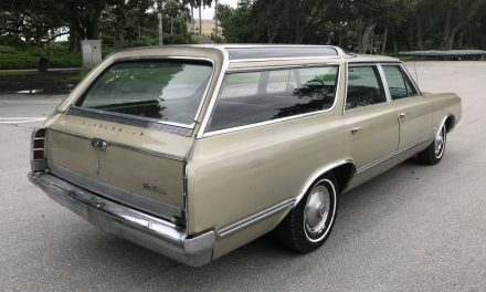 Six Seater: 1965 Oldsmobile Vista Cruiser – Sold?