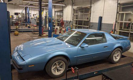 Pandemic Plaything: 1988 Pontiac Firebird Formula 350 Project – SOLD!