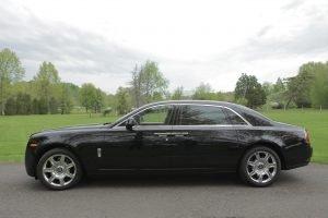 8K Miles: 2012 Rolls Royce Series I Ghost EWB