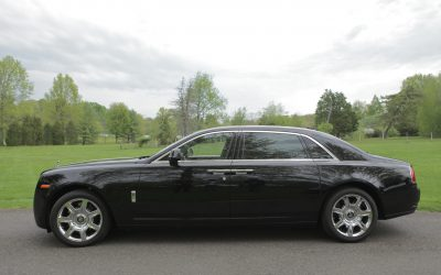 8K Miles: 2012 Rolls Royce Series I Ghost EWB – Seller Listing Elsewhere