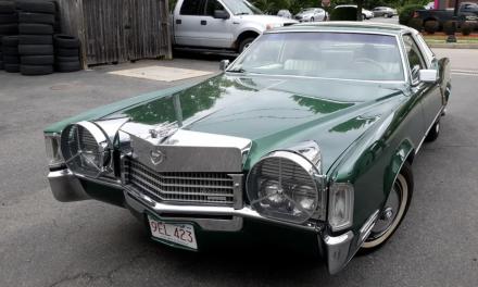 1970 Cadillac Eldorado Del Caballero – Coming Soon!