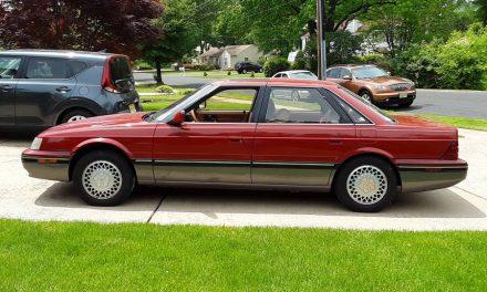 Nicest One Left? 1988 Sterling 825SL – SOLD!