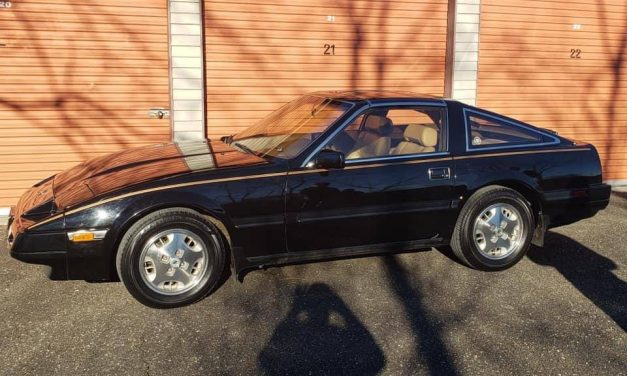 Auntie's 10K Mile Z31: 1985 Nissan 300ZX – SOLD FOR $30,000