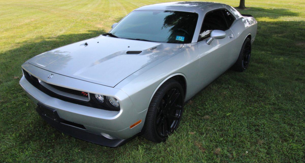 2010 Dodge Challenger R/T Hemi – Seller Keeping!