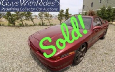 1989 Toyota Supra MkIII – SOLD FOR $5,500!
