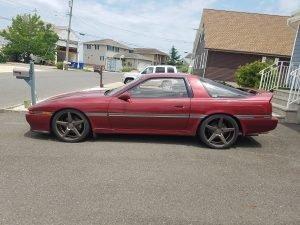 1989 Toyota Supra Mk111 Non Turbo
