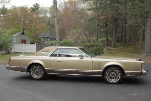 10K Miles: '78 Lincoln Continental Mark V Diamond Jubilee Edition