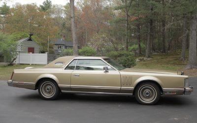 1978 Lincoln Continental Mark V Diamond Jubilee Edition