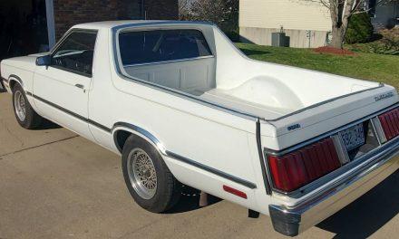 Fox Body Ranchero: 1981 Ford Durango – SOLD!