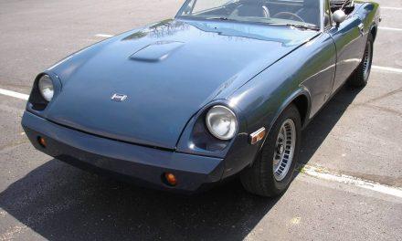 Detailed Description: 1974 Jensen Healey – Sold?