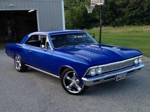 1966 Chevrolet Chevelle Street Machine - Coming Soon!