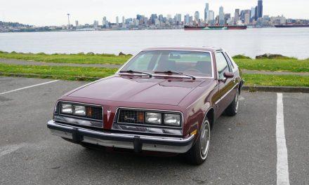 NEW! Award 72: 17K Mile 1976 Pontiac Sunbird – Sold?