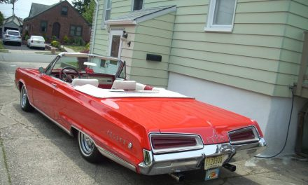 Overly Optioned: 1967 Dodge Polara Convertible – NOW $26,500