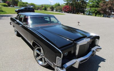 1979 Lincoln Town Car Hot Rod Project