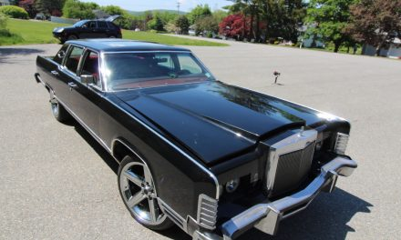 Williamsburg Edition: 1979 Lincoln Town Car Hot Rod Project – Make Offers