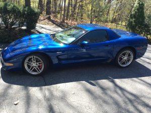 2003 Corvette Z06 50th Anniversary - 3,824 Original Miles!