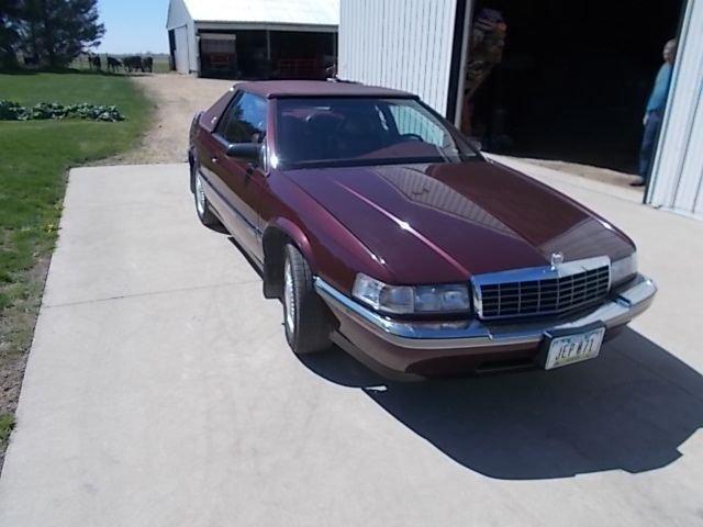 55K-Mile 1992 Cadillac Eldorado ESC – Make An Offer
