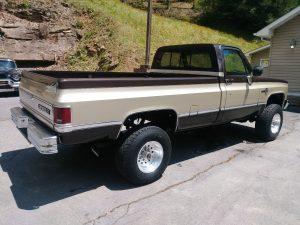 1983 Chevrolet K20 Diesel