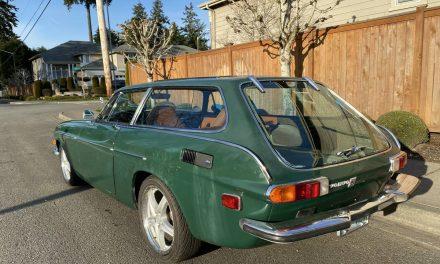 Schneewittchensarg: 1973 Volvo 1800ES Shooting Brake: Sold?