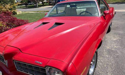 Undercover: 1975 Pontiac LeMans GT – $16,000