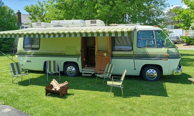 Out of The Box: 1978 GMC Palm Beach Motorhome – NOW $31,500