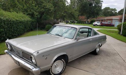 Cool Fastback: 1966 Plymouth Barracuda Formula S – Sold?