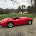 Real Red: 1954 Austin Healey 100-4 BN1 – BOO $71,000