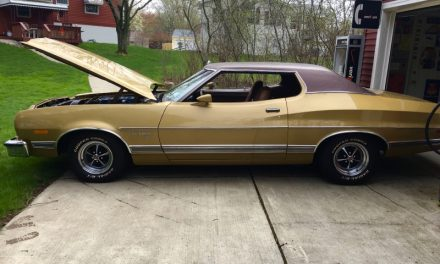 Guys With Their Rides 24: Walt and His 1973 Ford Gran Torino 429