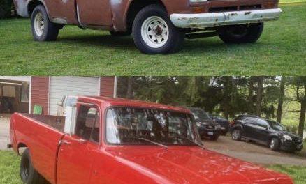 GwR Success Story: 1969 International Harvester 1100D