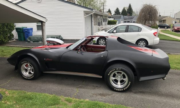 Guys With Rides 25: Keith and His 1976 Corvette Stingray